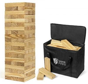 Tailgating Pros Giant Wooden Tumbling Timbers