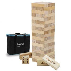 Juegoal Giant Tumble Blocks Game