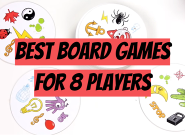 Best Board Games for 8 Players