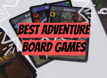 5 Best Adventure Board Games
