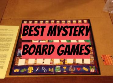 Best Mystery Board Games