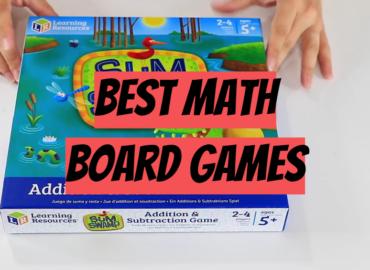 Best Math Board Games