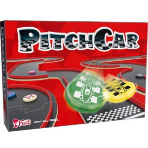 Eagle-Gryphon Games Pitchcar Racing Board Game
