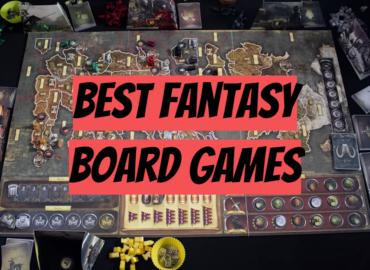 5 Best Fantasy Board Games