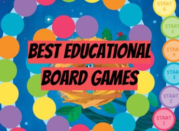 5 Best Educational Board Games