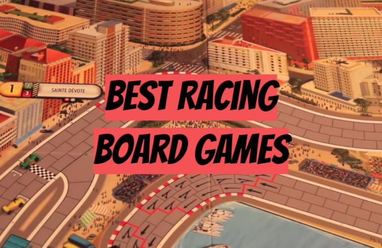 5 Best Racing Board Games